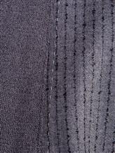 Жакет EREDA 17WEDJA400 94% шерсть, 3% полиамид, 3% эластан Серый Италия изображение 5