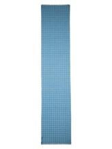 Шарф Fabio Toma MATO 100% шерсть Серо-голубой Италия изображение 2