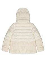 Пальто Herno PI0036G 95% полиамид, 5% полиуретан Натуральный Румыния изображение 2