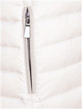 Пальто Peserico S24078C01 100% полиэстер Светло-серый Китай изображение 3