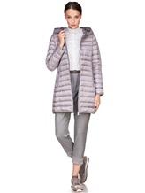 Пальто Peserico S24078C01 100% полиэстер Серый Китай изображение 1