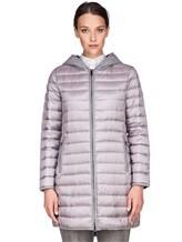 Пальто Peserico S24078C01 100% полиэстер Серый Китай изображение 2