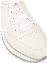 Кроссовки Santoni MBVR20507 100% кожа Белый Италия изображение 5