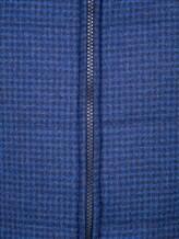 Жилет TOMBOLINI SG01 100% шерсть Синий Италия изображение 5