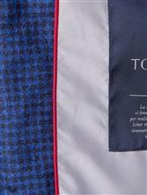 Жилет TOMBOLINI SG01 100% шерсть Синий Италия изображение 6