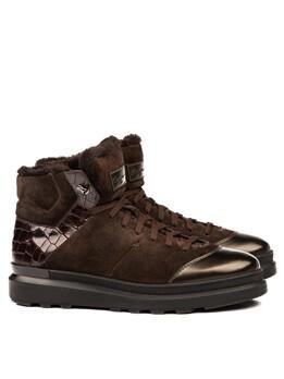 Ботинки Santoni MBPH20244