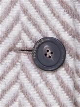 Пальто Peserico S20410 90% шерсть, 10% полиамид Серо-бежевый Италия изображение 5