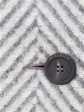Пальто Peserico S20410 90% шерсть, 10% полиамид Светло-серый Италия изображение 4