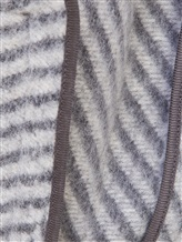 Пальто Peserico S20410 90% шерсть, 10% полиамид Светло-серый Италия изображение 6