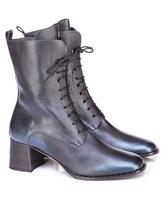 Ботинки Henry Beguelin SD3302 100% кожа Черный Италия изображение 0