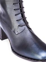 Ботинки Henry Beguelin SD3302 100% кожа Черный Италия изображение 5