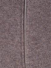 Кардиган FIORONI M15307E1 50% шерсть, 30% шёлк, 20% кашемир Серо-коричневый Италия изображение 4