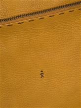 Сумка Henry Beguelin BU3204 100% кожа Охра Италия изображение 6