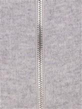 Кардиган Peserico S99689F12 70% шерсть, 20% шёлк, 10% кашемир Светло-серый Италия изображение 5