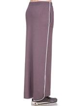 Юбка EREDA E252459/SL 70% шерсть, 30% кашемир Лиловый Италия изображение 4