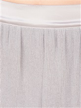 Юбка Pashmere WD8708 60% шерсть, 30% шёлк, 10% кашемир, 5% полиамид Серый Италия изображение 4