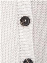 Кардиган Peserico S99130F07 70% шерсть, 20% шёлк, 10% кашемир Светло-серый Италия изображение 5