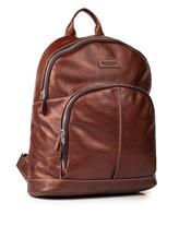 Рюкзак A.G.Spalding&Bros 180151 100% кожа Светло-коричневый Китай изображение 3