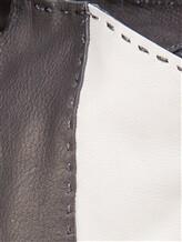 Сумка Henry Beguelin BD3234 100% кожа Серо-белый Италия изображение 5