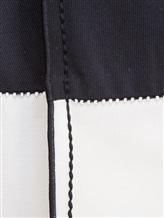 Юбка Piazza Sempione PG003A0 71% полиэстер, 29% шерсть Бело-черный Италия изображение 4