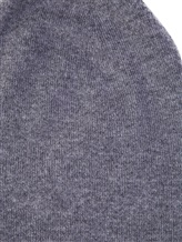 Шапка Andrea Scagliotti 17K305 100% кашемир Серый Италия изображение 1
