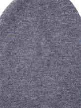 Шапка Andrea Scagliotti 17K305 100% кашемир Светло-серый Италия изображение 1