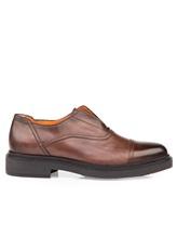 Туфли Santoni MGWG15803 100% кожа Коричневый Италия изображение 1