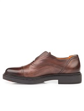 Туфли Santoni MGWG15803 100% кожа Коричневый Италия изображение 2