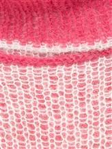 Свитер Peserico S99244F05 70% альпака, 30% полиамид Бело-розовый Италия изображение 4