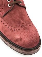 Ботинки Santoni MGMN15729 100% кожа темно-лиловый Италия изображение 5
