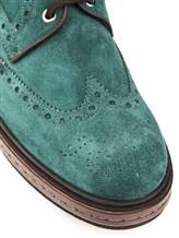 Ботинки Santoni MGMN15729 100% кожа Изумрудный Италия изображение 5
