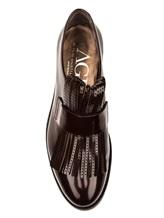 Ботинки Attilio Giusti Leombruni D721040 100% кожа Бордовый Италия изображение 4