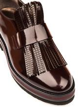 Ботинки Attilio Giusti Leombruni D721040 100% кожа Бордовый Италия изображение 5