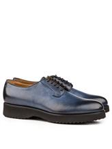 Ботинки EREDA DU1330DAK0UF0 100% кожа Синий Италия изображение 0