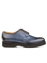 Ботинки EREDA DU1330DAK0UF0 100% кожа Синий Италия изображение 1