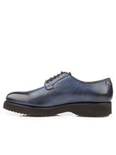 Ботинки EREDA DU1330DAK0UF0 100% кожа Синий Италия изображение 2