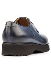 Ботинки EREDA DU1330DAK0UF0 100% кожа Синий Италия изображение 3