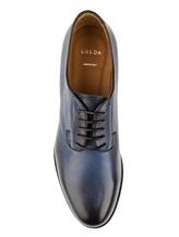 Ботинки EREDA DU1330DAK0UF0 100% кожа Синий Италия изображение 4