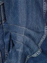 Куртка ERIKA CAVALLINI E7AU01 100%хлопок Синий Италия изображение 4