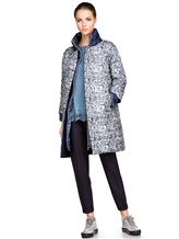 Куртка Herno PI0685D 42% хлопок, 33% шерсть, 25% полиамид Синий Италия изображение 0