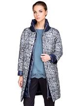Куртка Herno PI0685D 42% хлопок, 33% шерсть, 25% полиамид Синий Италия изображение 1