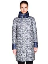 Куртка Herno PI0685D 42% хлопок, 33% шерсть, 25% полиамид Синий Италия изображение 3