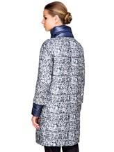 Куртка Herno PI0685D 42% хлопок, 33% шерсть, 25% полиамид Синий Италия изображение 4