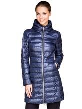 Куртка Herno PI0685D 42% хлопок, 33% шерсть, 25% полиамид Синий Италия изображение 8