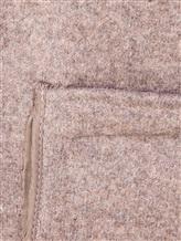 Пальто Agnona L11104 100% кашемир Грязно-розовый Италия изображение 8