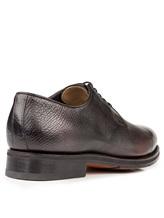Ботинки Santoni MCC013974 100% кожа Темно-бордовый Италия изображение 3