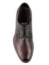 Ботинки Santoni MCC013974 100% кожа Темно-бордовый Италия изображение 4