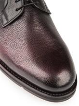 Ботинки Santoni MCC013974 100% кожа Темно-бордовый Италия изображение 5