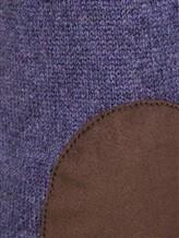 Кардиган EREDA 23192 100% кашемир Темно-фиолетовый Италия изображение 5