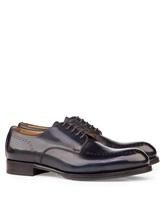 Туфли Castori SDNI751 100% кожа Темно-синий Италия изображение 0